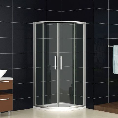 Crown 760mm Quadrant Corner Shower Enclosure